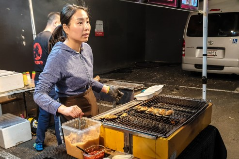 Auckland CBD Night Market 15