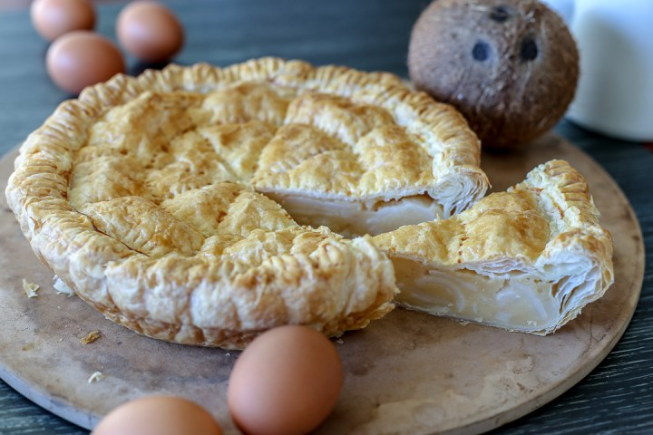 Buko Pie 4