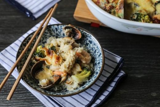 Seafood Doria 2