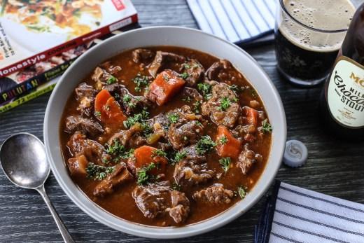 Beef and Irish Stout Stew 1