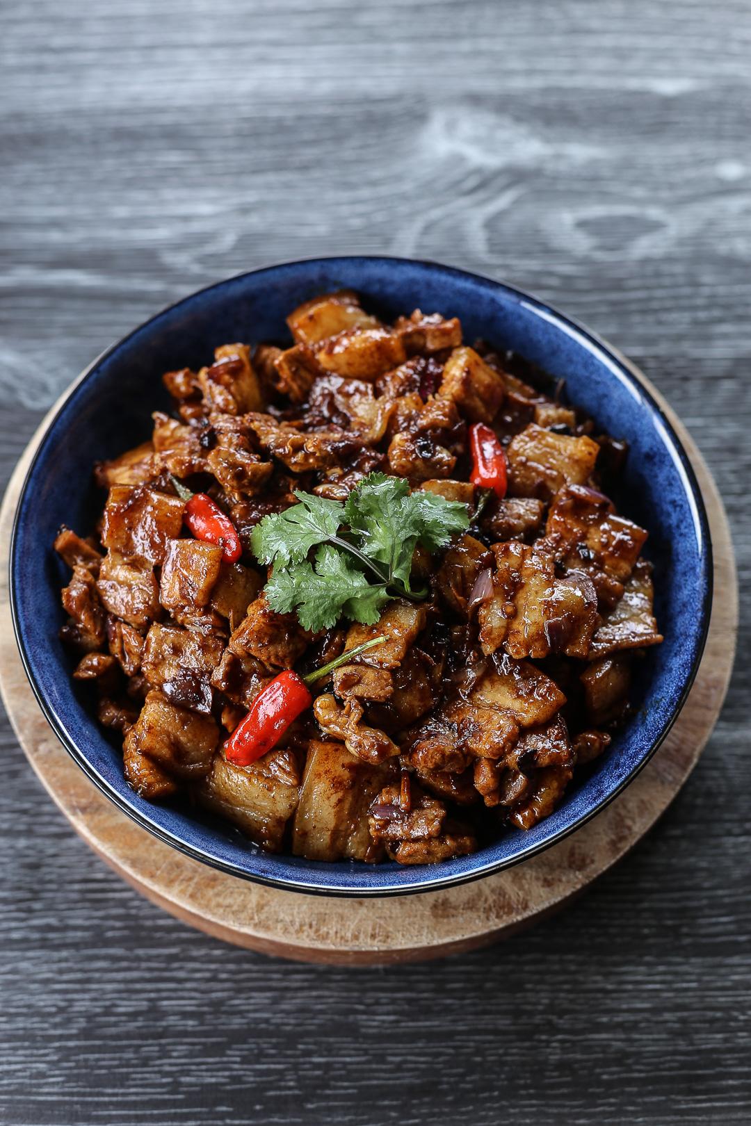 Pork Tausi Ang Sarap