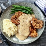 Chicken Fried Steak 1