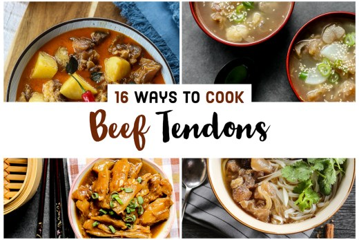 16 Ways to Cook Beef Tendons 2