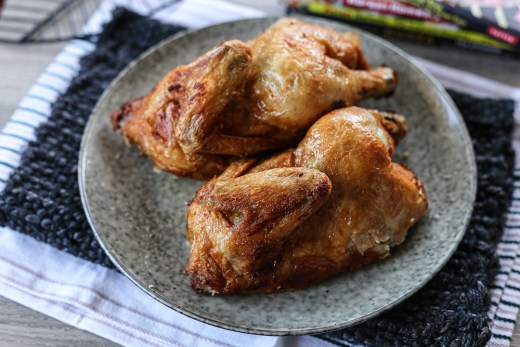 Copycat Aristocrats Honey Fried Chicken 1