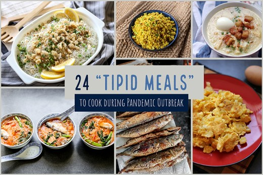 "24 ""Tipid Meals"" to cook during Pandemic Outbreak like Coronavirus 1"