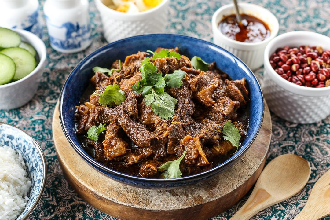 Beef Rendang - Ang Sarap