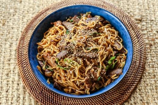 Gochujang Noodles 1