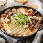 Pork Belly and Tofu Kimchi Jjigae 1