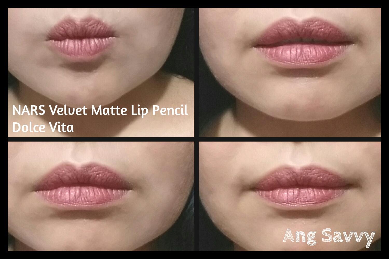 Nars Velvet Matte Lip Pencil NARS Velvet Matte Lip ...
