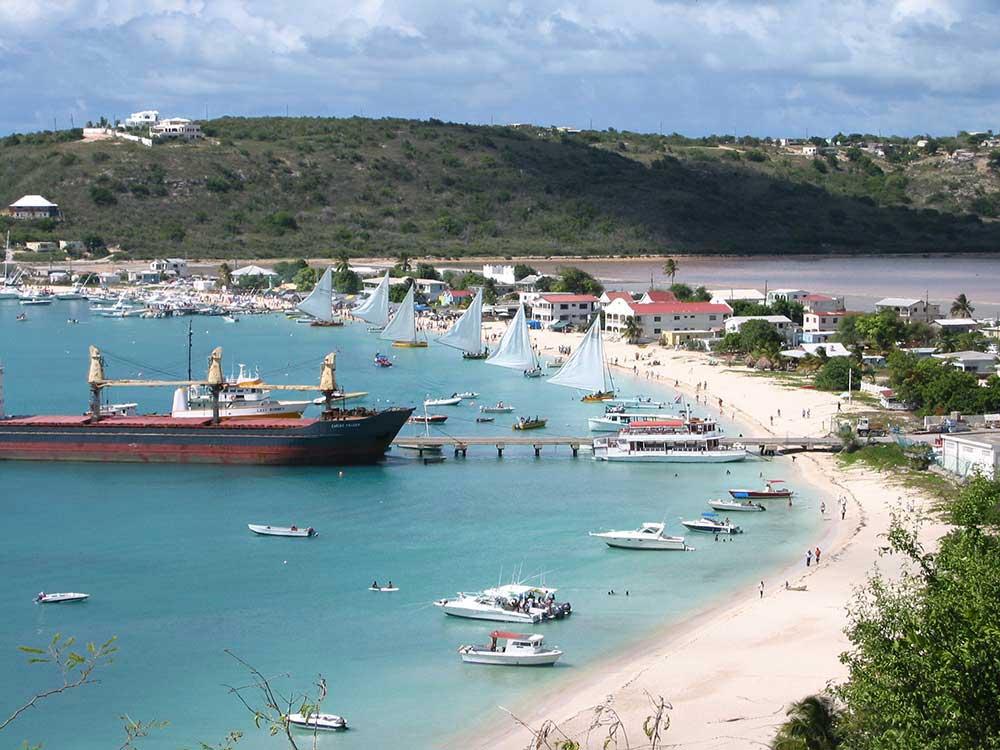 Resultado de imagem para Anguilla