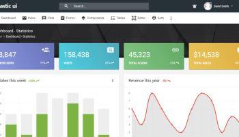 Material Dashboard Pro Angular Download - Angular Template