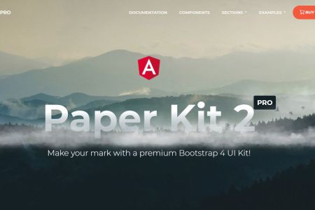 paper kit 2 pro angular template