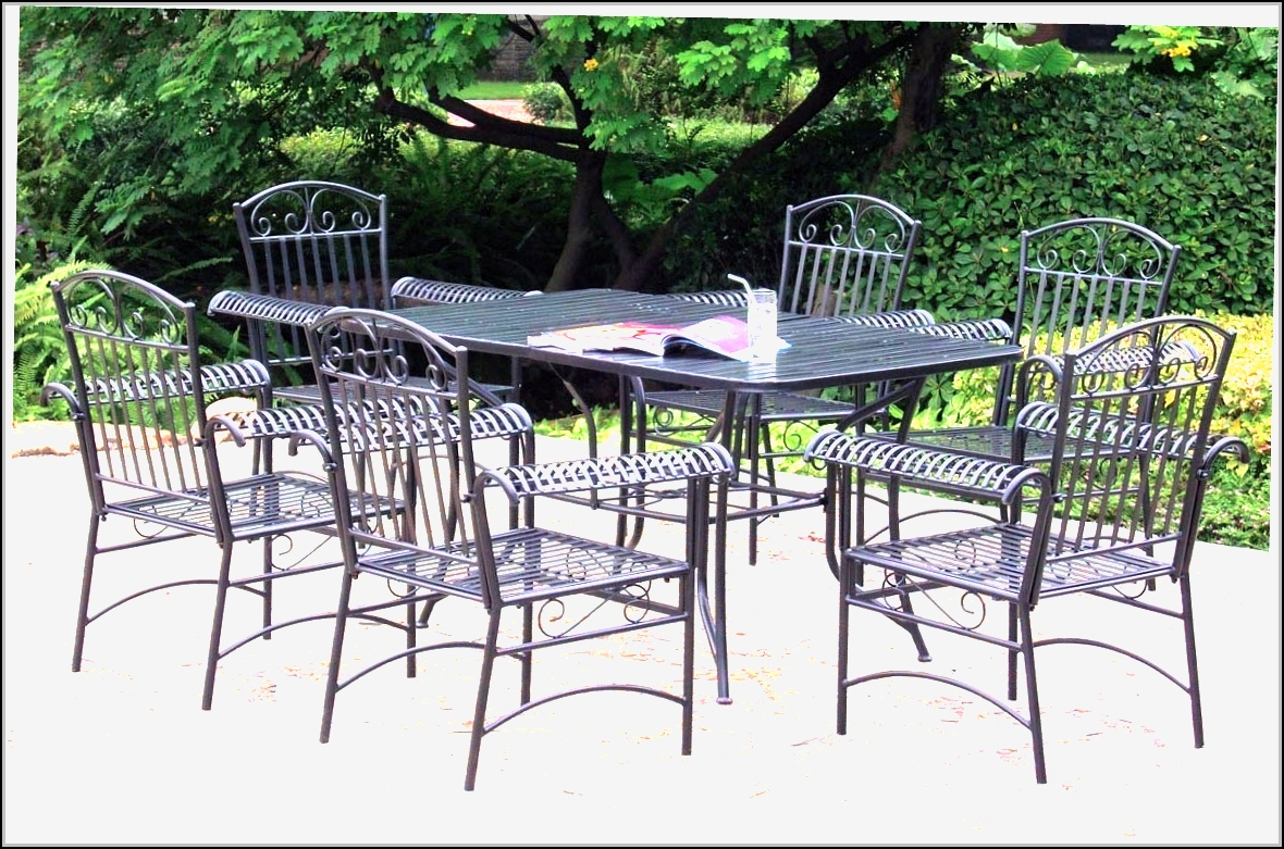 black metal outdoor chairs conference table and wrought iron patio furniture patios home design