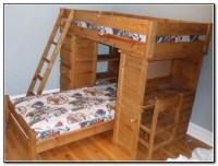 Bunk Bed With A Desk - Desk : Home Design Ideas # ...