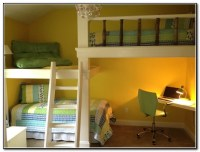 Cheap Bunk Beds With Desk Underneath - Beds : Home Design ...
