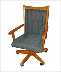 Rattan Dining Chairs With Casters - Chairs : Home Design ...