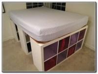 Diy Bed Frame With Storage