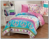 Peace Sign Bedding Queen