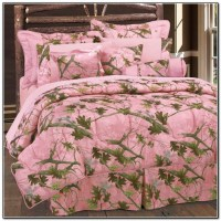 Pink Camo Bedding Twin
