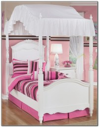 Twin Canopy Bed Cover Top - Beds : Home Design Ideas # ...