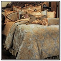 Michael Amini Bedding Clearance