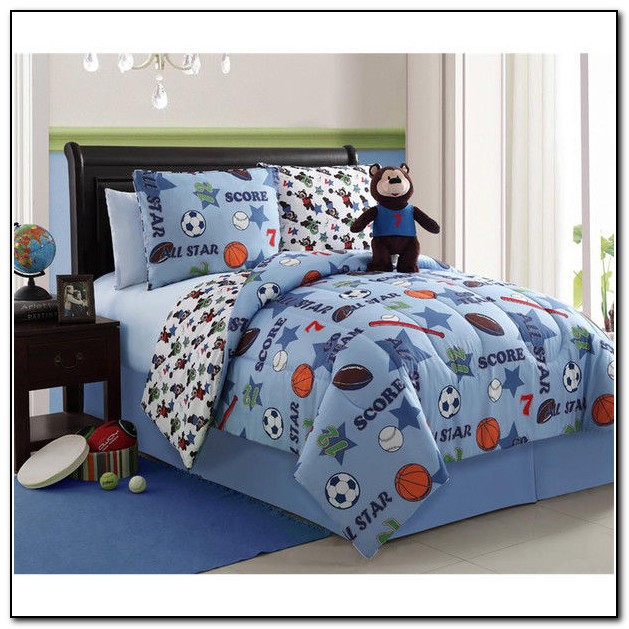 Boys Sports Bedding Sets Twin Download Page  Home Design