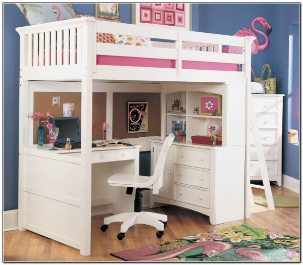 Teen Loft Bed Ideas
