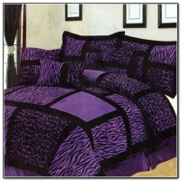 Purple Zebra Bedding Set - Beds : Home Design Ideas ...