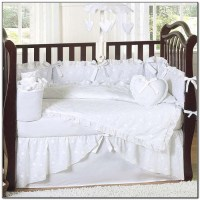 All White Crib Bedding - Beds : Home Design Ideas ...