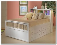 Bed With Storage Under - Beds : Home Design Ideas # ...