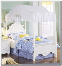 Full Size Canopy Bed Sets - Beds : Home Design Ideas # ...