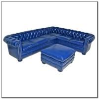 Royal Blue Leather Sofa - Sofa : Home Design Ideas ...