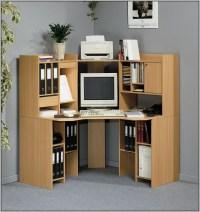 Corner Computer Desk Ikea - Desk : Home Design Ideas # ...