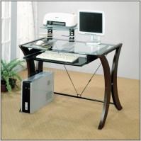 Glass Computer Desk Office Depot - Desk : Home Design ...
