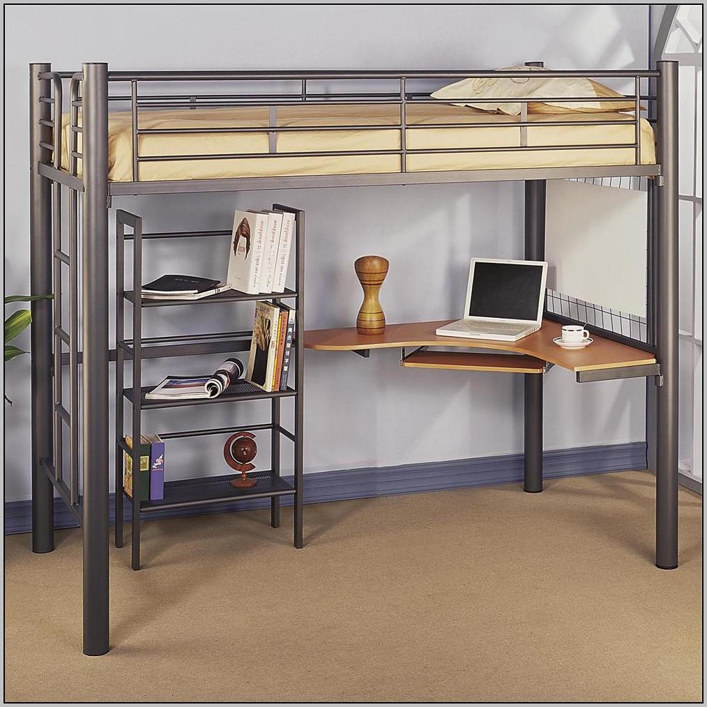Bed And Desk Combo Ikea  Desk  Home Design Ideas