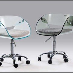Clear Desk Chairs Dining Chair Seat Covers Canada Office Home Design Ideas Llq0kr6dkd20137