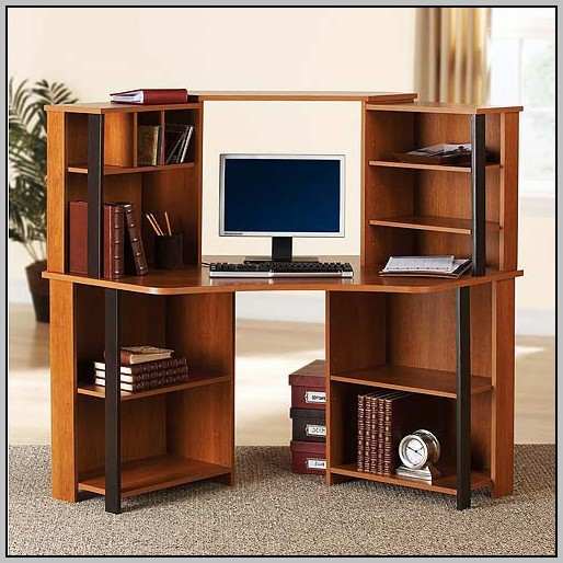 Mainstays L Shaped Desk With Hutch Specs  Desk  Home