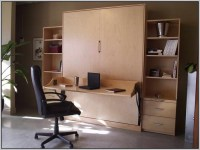 Murphy Beds With Attached Desk