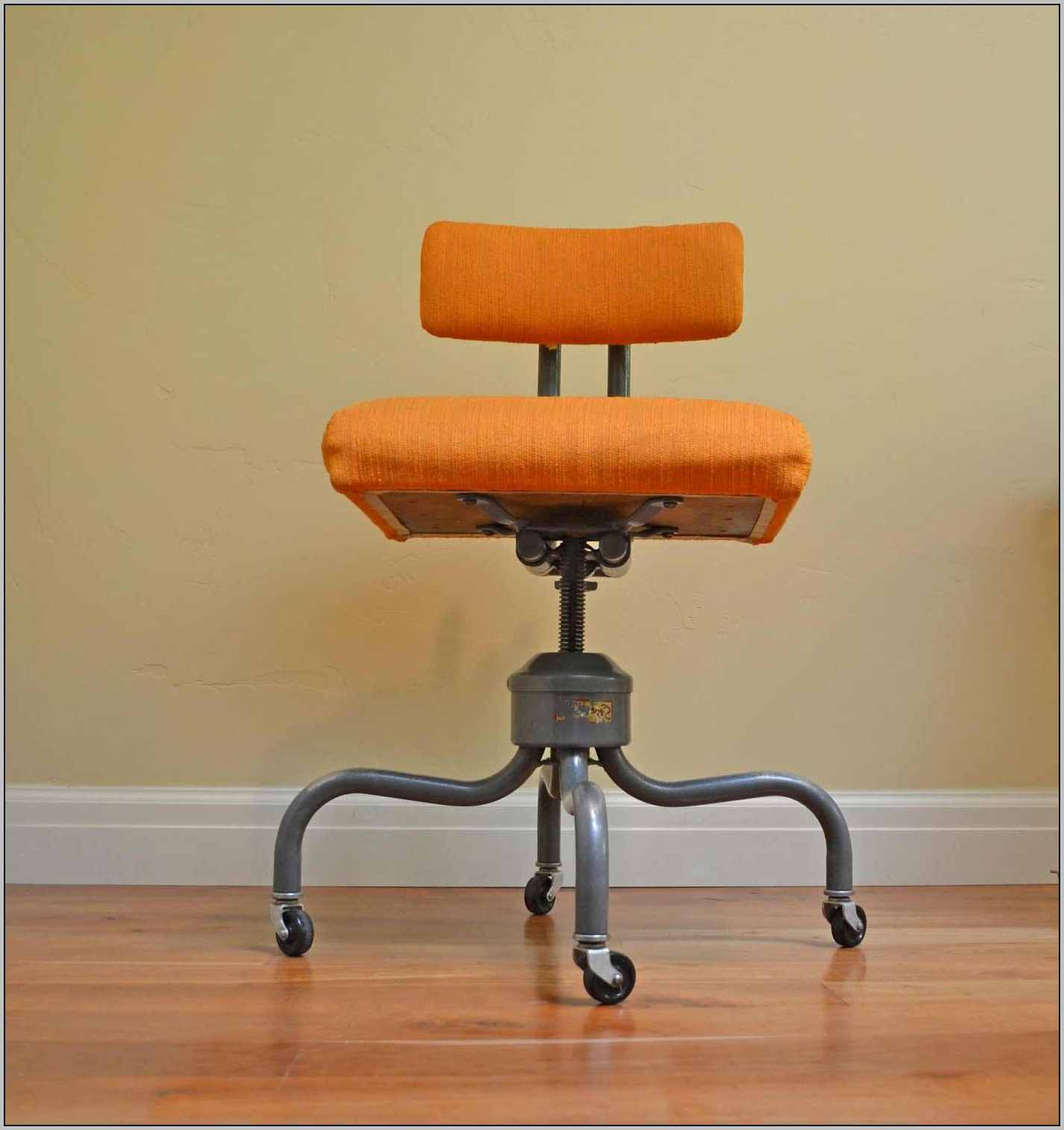 pink desk chair target leg tips orange home design ideas