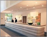 Reception Desk Decorating Ideas - Desk : Home Design Ideas ...