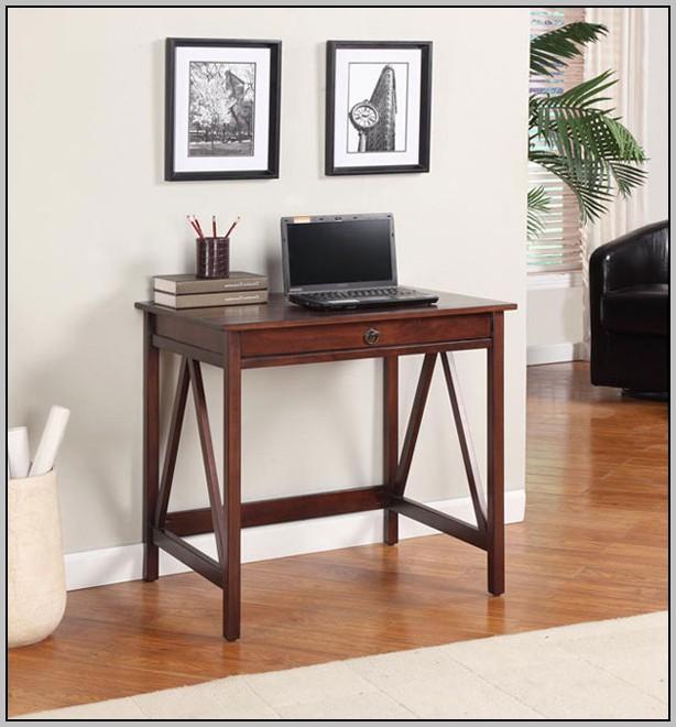 Small Writing Desks With Hutch  Desk  Home Design Ideas