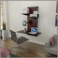 Wall Mounted Computer Desk Diy - Desk : Home Design Ideas ...