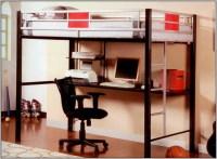 Bunk Beds With Desk Underneath Uk - Desk : Home Design ...