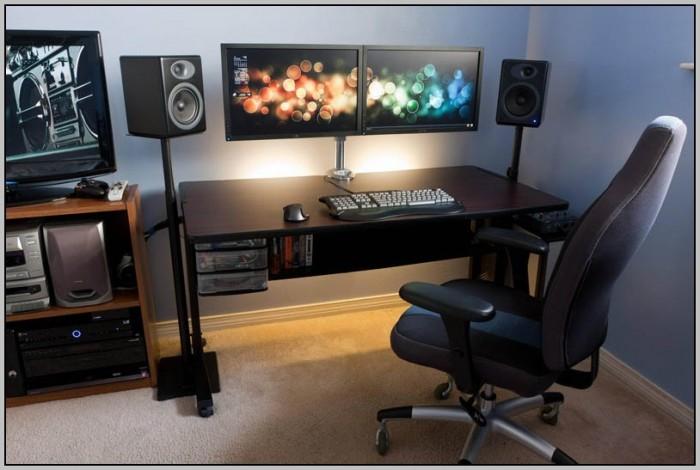Double Sided Computer Desk Desk Home Design Ideas 4Vn4oRwPNe24483