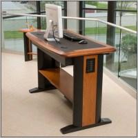 Diy Desktop Adjustable Standing Desk - Desk : Home Design ...