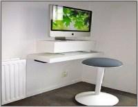 Floating Corner Shelf Desk - Desk : Home Design Ideas # ...
