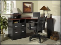 Home Office Corner Desk Ideas