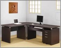 L Shaped Desk Home Office Ikea - Desk : Home Design Ideas ...