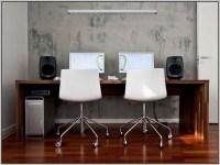 Two Person Computer Desk Uk - Desk : Home Design Ideas # ...
