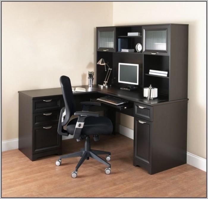 L Shaped Executive Desk Staples  Desk  Home Design Ideas